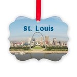 St. Louis Picture Ornament