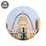 "St. Louis 3.5"" Button (10 pack)"