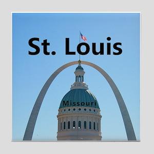 St. Louis Tile Coaster