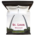St. Louis King Duvet