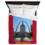 St. Louis Queen Duvet