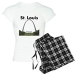 St. Louis Women's Light Pajamas
