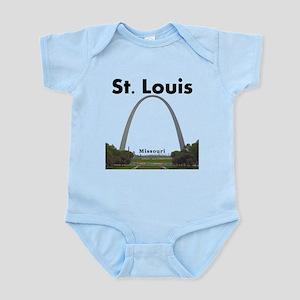 St. Louis Infant Bodysuit
