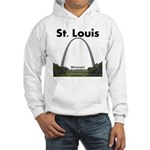 St. Louis Hooded Sweatshirt