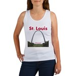 St. Louis Women's Tank Top