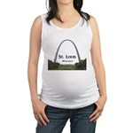 St. Louis Maternity Tank Top