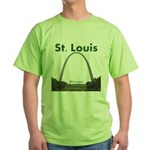 St. Louis Green T-Shirt