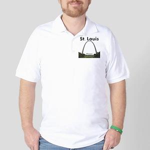St. Louis Golf Shirt