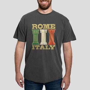 Rome Italy Mens Comfort Colors Shirt