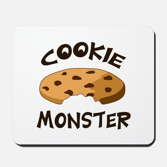 COOKIE MONSTER Mousepad