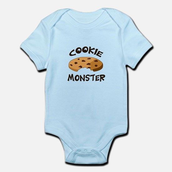 COOKIE MONSTER Body Suit