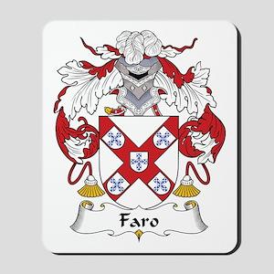 Faro Mousepad