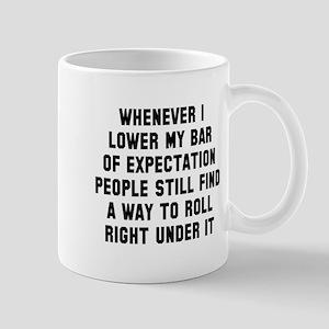 Bar of expectation Mug