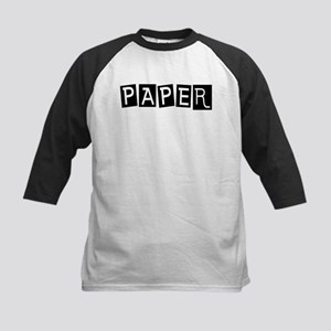 Paper - Triplet Tshirt Baseball Jersey