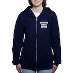 Deflaters Gonna Deflate Women's Zip Hoodie
