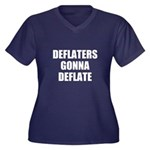 Deflaters Gonna Deflate Plus Size T-Shirt