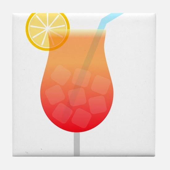 Cocktail Tile Coaster