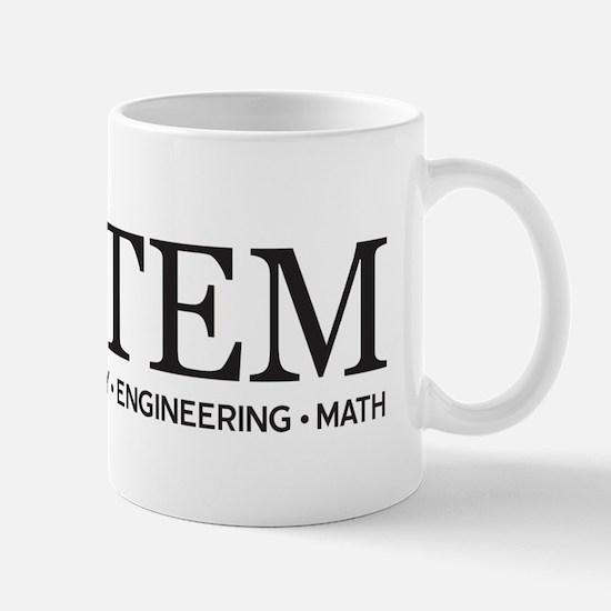 I Love STEM Mugs