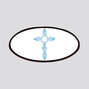 FILIGREE CROSS Patches
