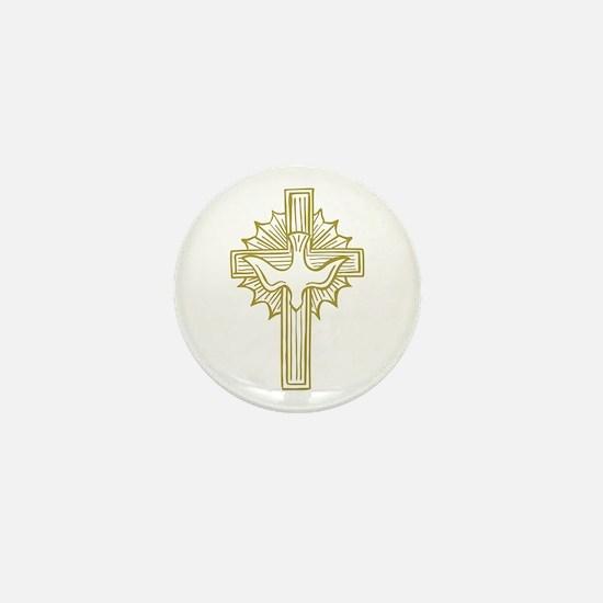 HOLY SPIRIT Mini Button