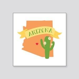 Arizona Cactus Blossom Sticker