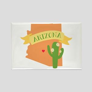 Arizona Cactus Blossom Magnets