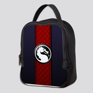 Mortal Kombat Logo - Ermac Neoprene Lunch Bag