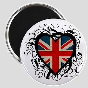 Heart England Magnet