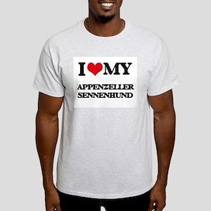 I love my Appenzeller Sennenhund T-Shirt