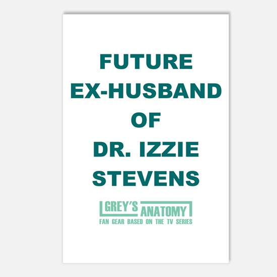 FUTURE EX-HUSBAND Postcards (Package of 8)
