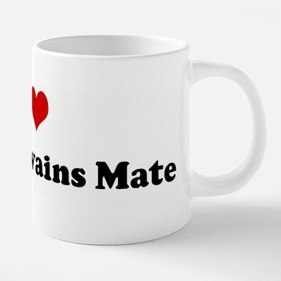 I Love My Boatswains Mate Mugs