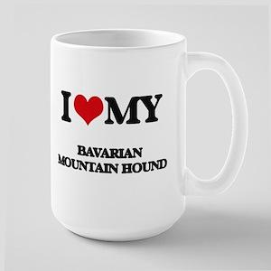 I love my Bavarian Mountain Hound Mugs