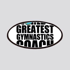 World's Greatest Gymnastics Coach Patch