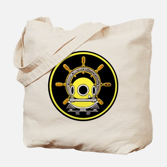 Cool Commercial diving Tote Bag