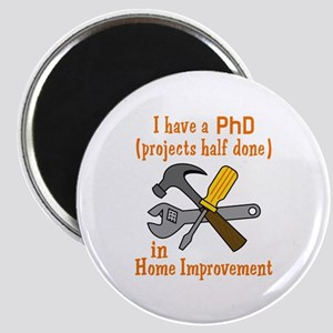 I HAVE A PHD Magnets