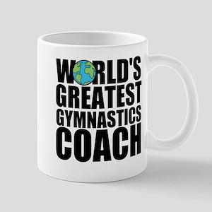 World's Greatest Gymnastics Coach Mugs