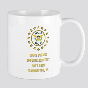 JIMMY PALMER Mugs