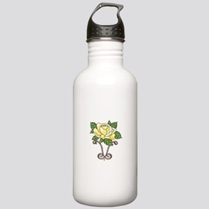 YELLOW ROSE OF TEXAS Water Bottle