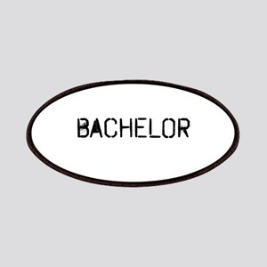 Bachelor Patches