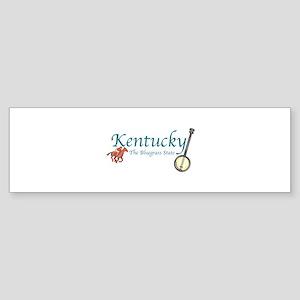 KENTUCKY Bumper Sticker