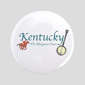 """KENTUCKY 3.5"""" Button"""