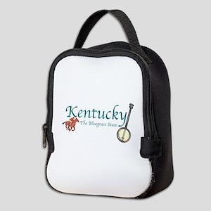 KENTUCKY Neoprene Lunch Bag