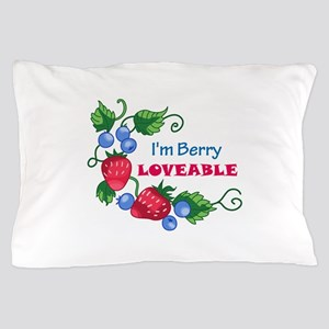IM BERRY LOVABLE Pillow Case