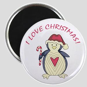 I Love Christmas! Magnets