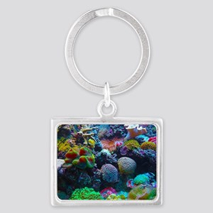 Beautiful Coral Reef Keychains