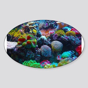 Beautiful Coral Reef Sticker
