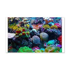 Beautiful Coral Reef Wall Decal