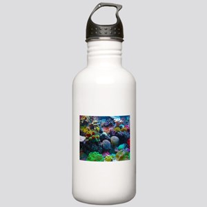 Beautiful Coral Reef Water Bottle