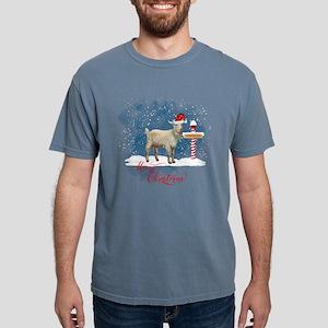 Merry Christmas North Pole Goat T-Shirt