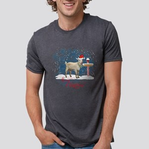 Merry Christmas North Pole Goat T-Shirt